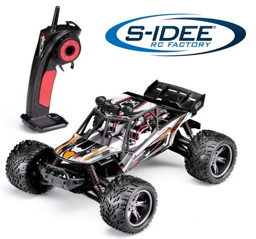 s-idee® 18246 RC Buggy Monstertruck 9120 1:12 mit 2,4 GHz