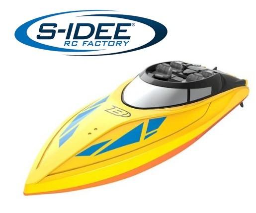 s-idee® Q3 RC Speed Boat ferngesteuertes Boot