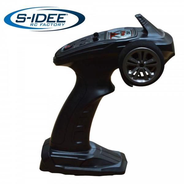 s-idee® 25-ZJ08 Zubehör Ersatzteil Fernsteuerung für RC-Modell S9125 18173 1:10