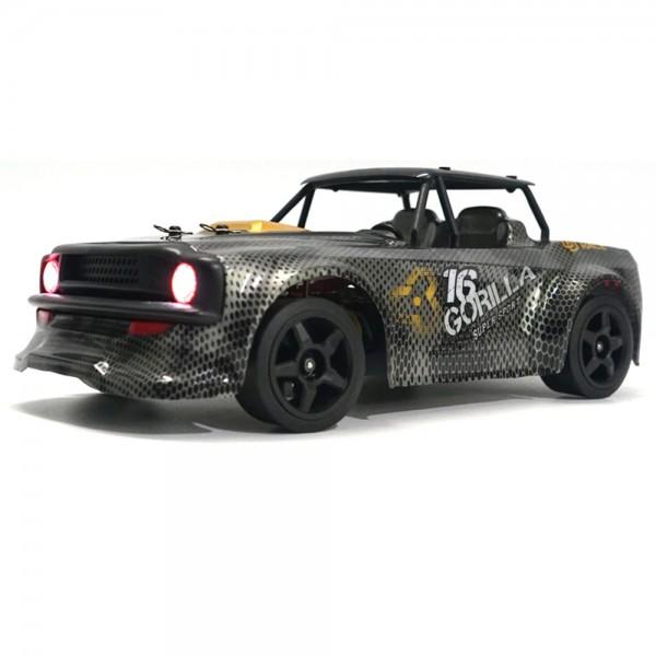 s-idee® S1604 Rtr Rc Racing Autos 1/16 2,4g 4wd 30 km/h Rc Auto Led Licht Drift proportionale Steuer