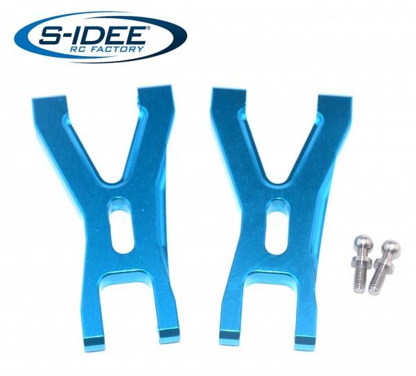 s-idee® Aluminium Aufhängungsarm Zubehör Ersatzteil für RC-Modell A959 A959-A A959-B A979-B