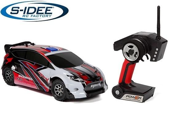 s-idee® A949 RC Rally Auto 1:14 mit 2,4 GHz über 45 km/h schnell