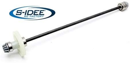 s-idee® 25-ZJ05 Zubehör Ersatzteil Hauptantriebswelle für RC-Modell S9125 18173 1:10