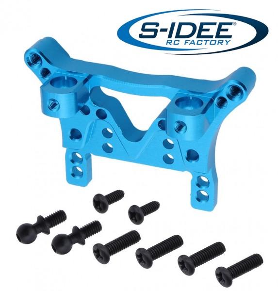 s-idee® Aluminium Stoßdämpferplatine Zubehör Ersatzteil für RC-Modell A959 A959-A A959-B A979-B