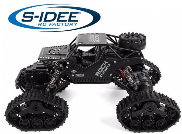 s-idee® LH-C012 ferngesteuerter RC Offroad-Truck Rock Crawler 1:16