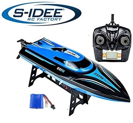 s-idee® H100 RC Highspeed ferngesteuertes Boot 2,4 GHz
