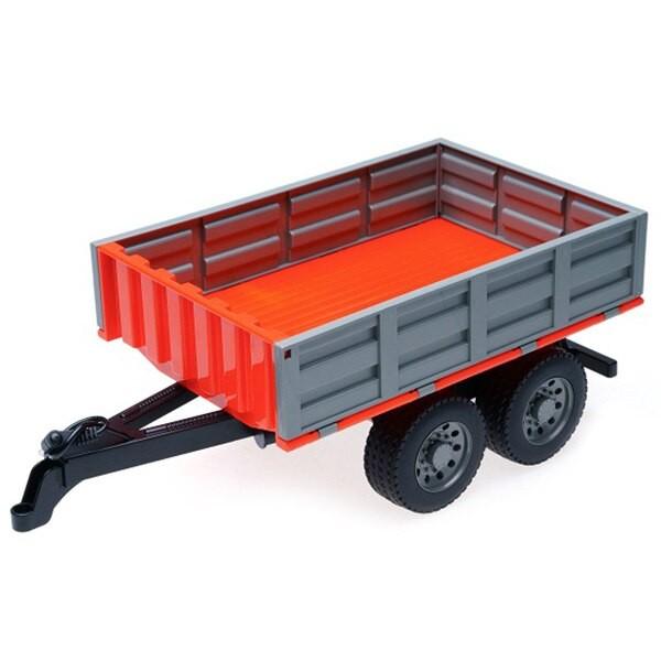 s-idee® S053-003 RC RC Anhänger mit Kippfunktion für RC Trecker Traktor S351 S356