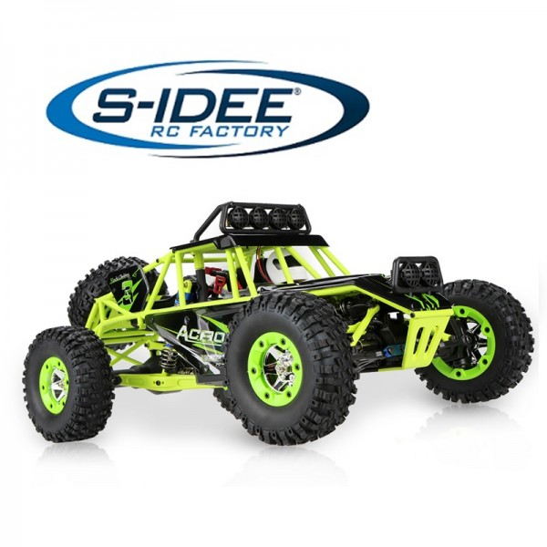 s idee 12428 rc auto buggy monstertruck 1 12 50 km h. Black Bedroom Furniture Sets. Home Design Ideas
