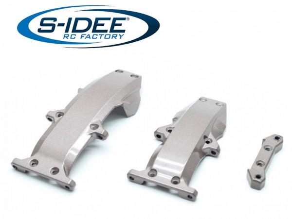s-idee® 25-WJ01 Zubehör Ersatzteil Arm Steckerset für RC-Modell S9125 18173 1:10