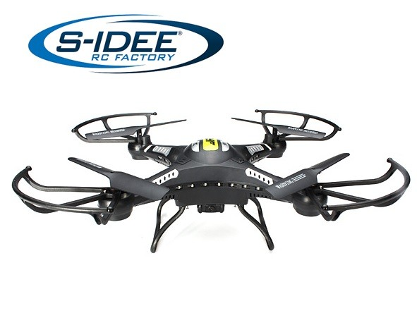 Quadrocopter S183C HD KAMERA 4.5 Kanal 2.4 Ghz Drohne mit Gyroscope Technik