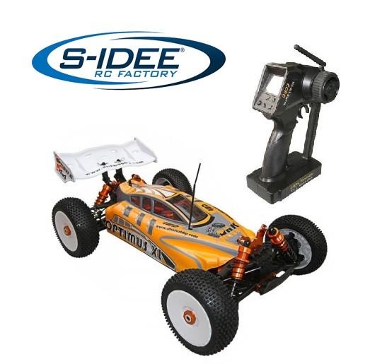 s-idee® 8383 Optimus RC Buggy mit 2,4 GHz 3CH