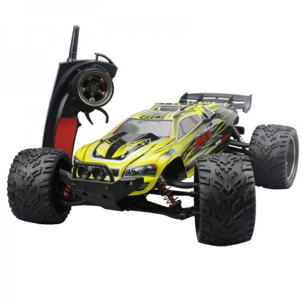 s-idee® 18159 1/12 2WD Brushed High Speed RC Monster Truck RTR 2.4GHz 9116