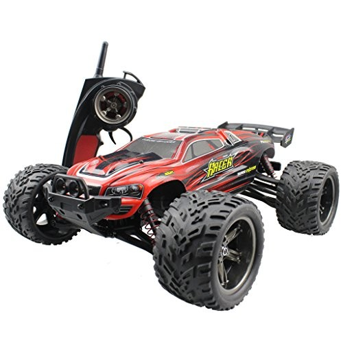 s-idee® 18160 1/12 2WD Brushed High Speed RC Monster Truck RTR 2.4GHz 9116