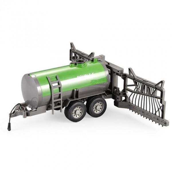 s-idee® S058-003 RC Anhänger Sprühanhänger für RC Trecker Traktor S351 S356