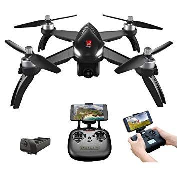 s-idee® Bugs 5W Drohne Brushless Motoren MJX Serie Quadrocopter Control Distance, bis zu 15 min