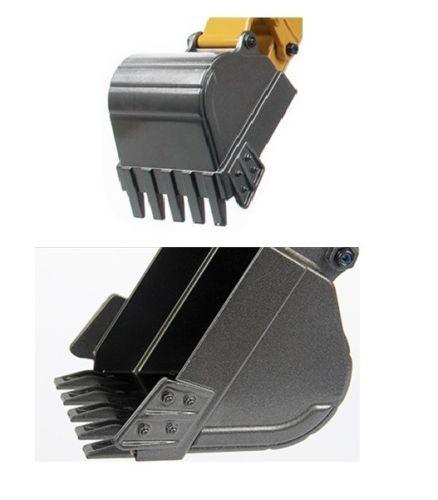 Schaufel Metall Vollmetall Bagger 1:14 Huina 1580 580 Metallbagger