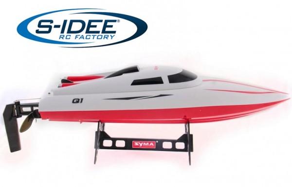 s-idee® Q1 RC Speed Boat ferngesteuertes Boot