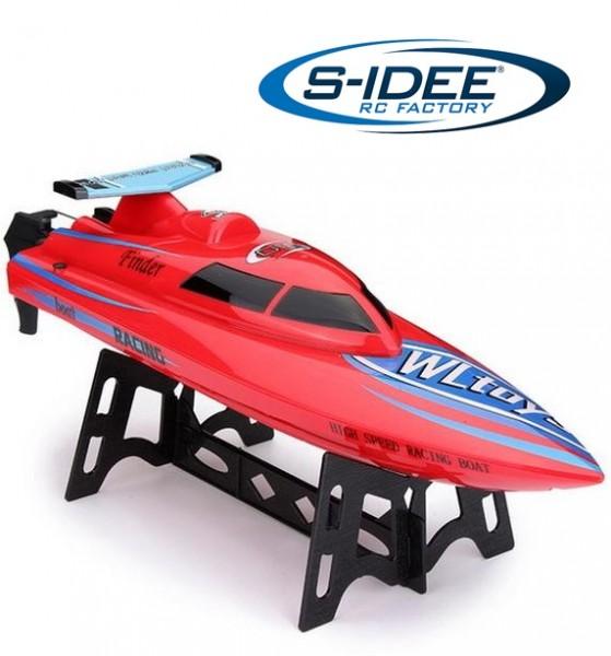 s-idee® WL911 Rc ferngesteuertes Boot Rennboot