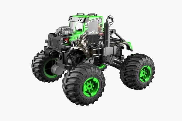 s-idee® 333-DJ19165 RC Auto Buggy 4 WD 1:16 mit 2,4 GHz 15 km/h schnell
