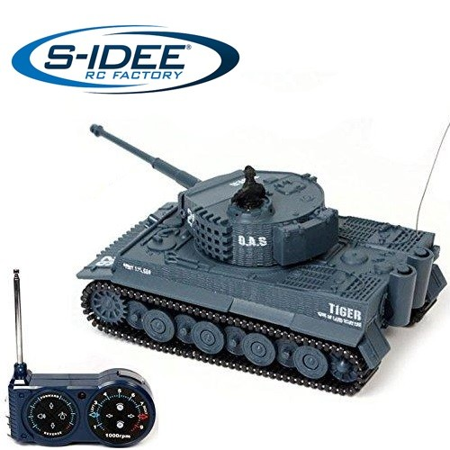 s-idee® 2117 ferngesteuerter German Tiger Panzer 1:72