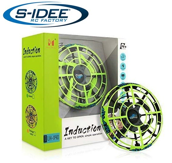 s-idee® S40 RC Ufo mit Bewegungssensoren