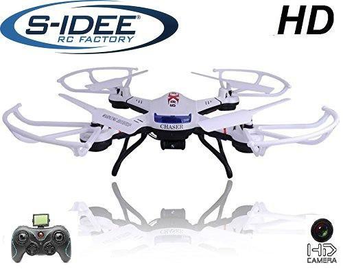 Quadrocopter S181C HD KAMERA 4.5 Kanal 2.4 Ghz Drohne mit Gyroscope Technik
