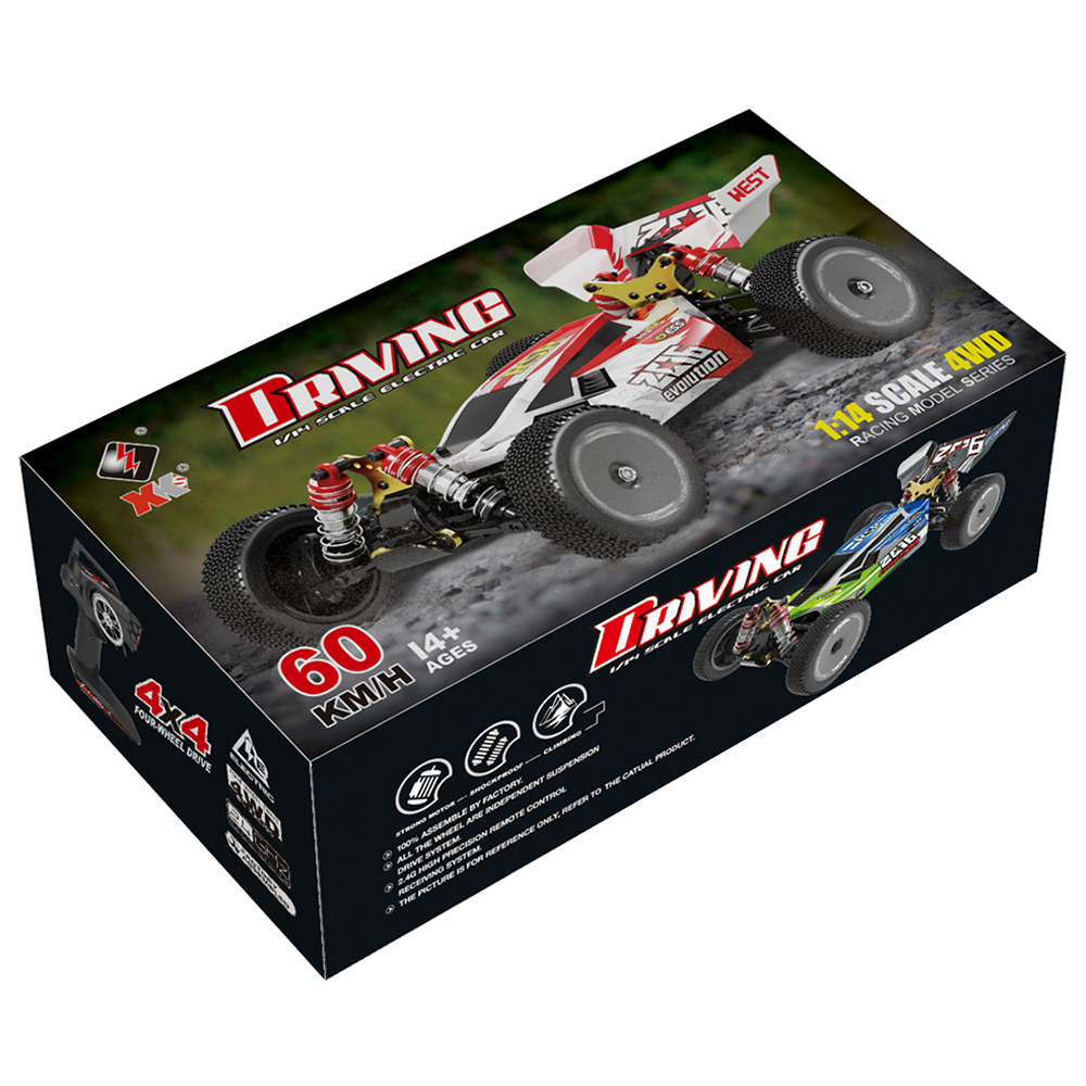 s-idee® 144001 1:14 Off-Road RC-Buggy ferngesteuertes Auto ...