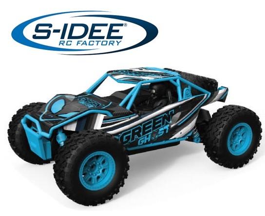 s-idee® HB-SM2403 1:24 Elektronischer 4WD Wüstentruck mit 2,4 GHz