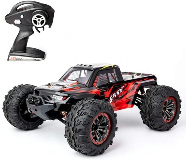 s-idee® SX04 RC Monstertruck 1:10 mit 2,4 GHz 50 km/h schnell 4WD