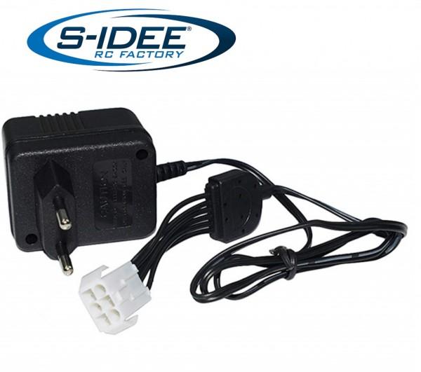 s-idee® Ladegerät Zubehör Ersatzteil für RC-Modell 9115 9116
