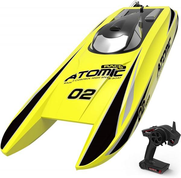 s-idee® 792-4 RC Highspeed 65 km/h ferngesteuertes brushless Boot 2,4 GHz Volantex 70cm