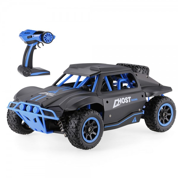 s-idee® 18155 1/18 2.4GHz 4WD High Speed Short Truck Off-road Racing Rally Car RTR DK1802