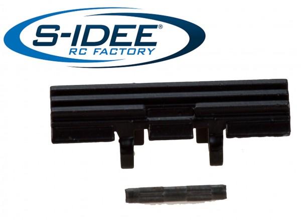 s-idee® Kettenglied Vollmetall Bagger 1:14 Huina 1580 580 Metallbagger