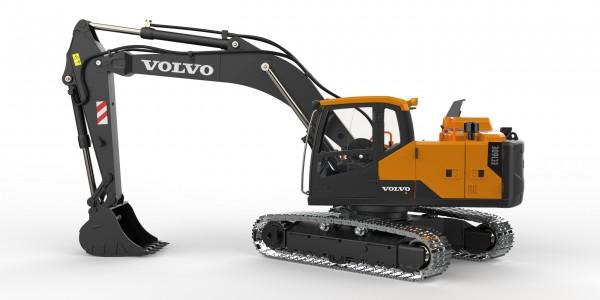s-idee® EC160E Volvo RC Vollmetallbagger elektrisch 1:14 Bagger ferngesteuert