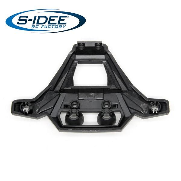 s-idee® 25-SJ04 Zubehör Ersatzteil Frontstoßstange Block für RC-Modell S9125 1:10