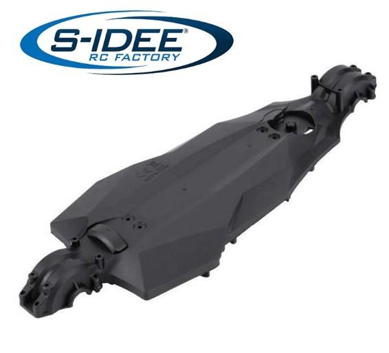 s-idee® 25-SJ14 Zubehör Ersatzteil Fahrgestell für RC-Modell S9125 18173 1:10
