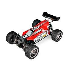 s-idee® 18149 S12401 RC Monsterbuggy 1:12 mit 2,4 GHz 50 km/h schnell, wendig, voll digital proport
