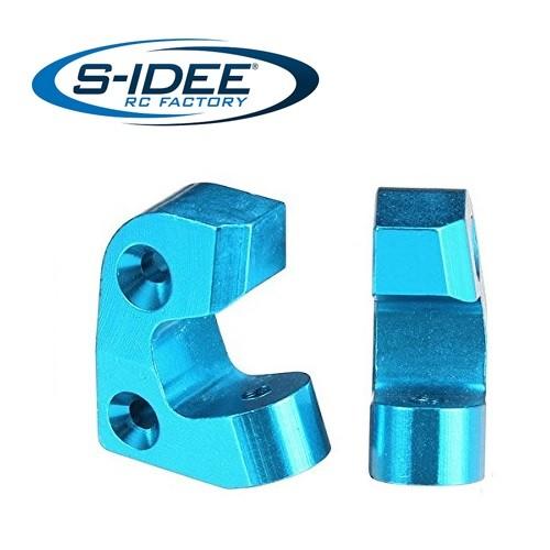 s-idee® Upgrade für die Hinterachse Zubehör Ersatzteil für RC-Modell 12428, 12428-B, 12428-C