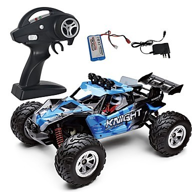 s-idee® 18133 S11 RC Auto Buggy IP4 Wasserdicht Monstertruck 4x4 1:12 mit 2,4 GHz ca. 35 km/h schnel