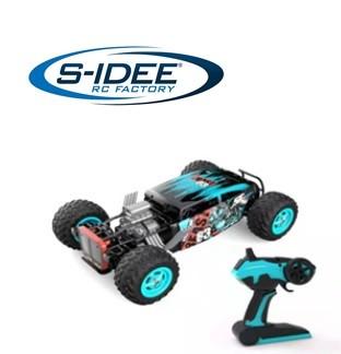 s-idee® 333-GS19121 RC Car grün 1/12 2.4G 20 km/h