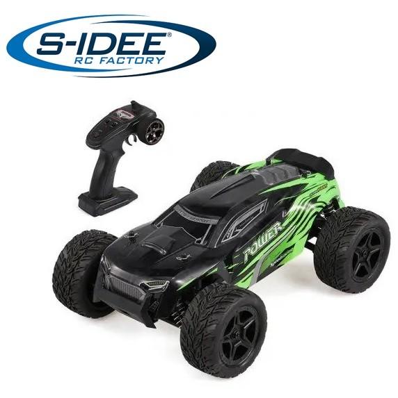 s-idee® G172 RC High Speed Car 1:16 mit 2,4 GHz 4WD 36 km/h