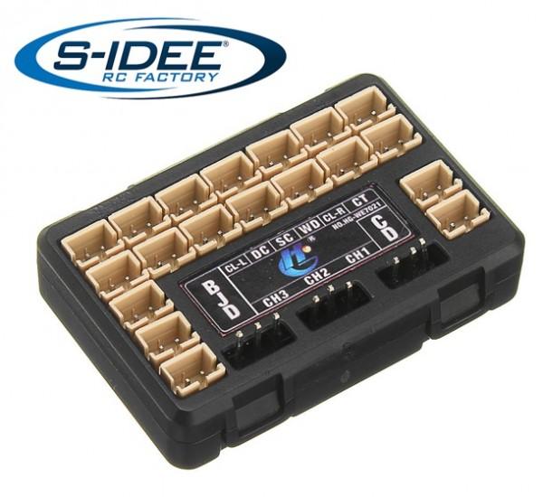 s-idee® 18206 Beleuchtungssystem Zubehör Ersatzteil für RC-Modell S801 S802