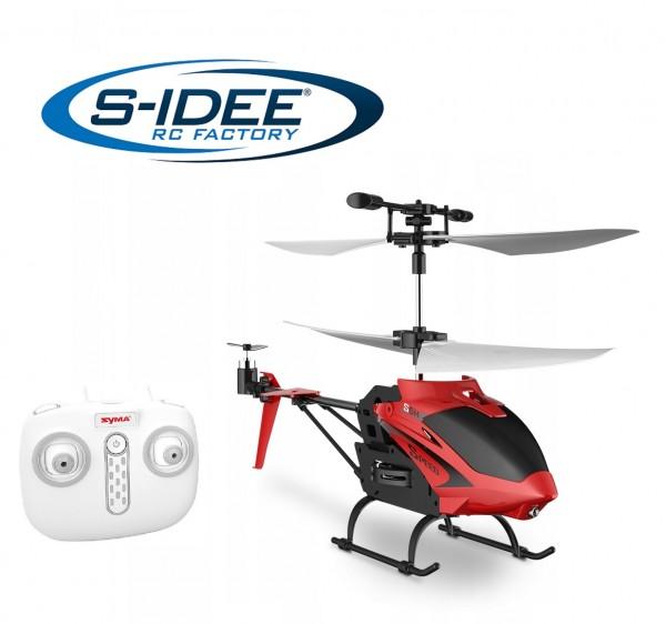 s-idee® Syma S5H rot Heli Hubschrauber RC ferngesteuerter Hubschrauber/Helikopter